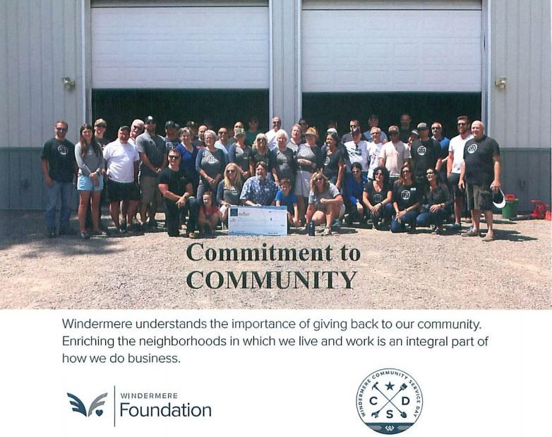 Windermere Foundation Pic