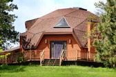 Dome Style Home