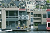 House Boat Style Home