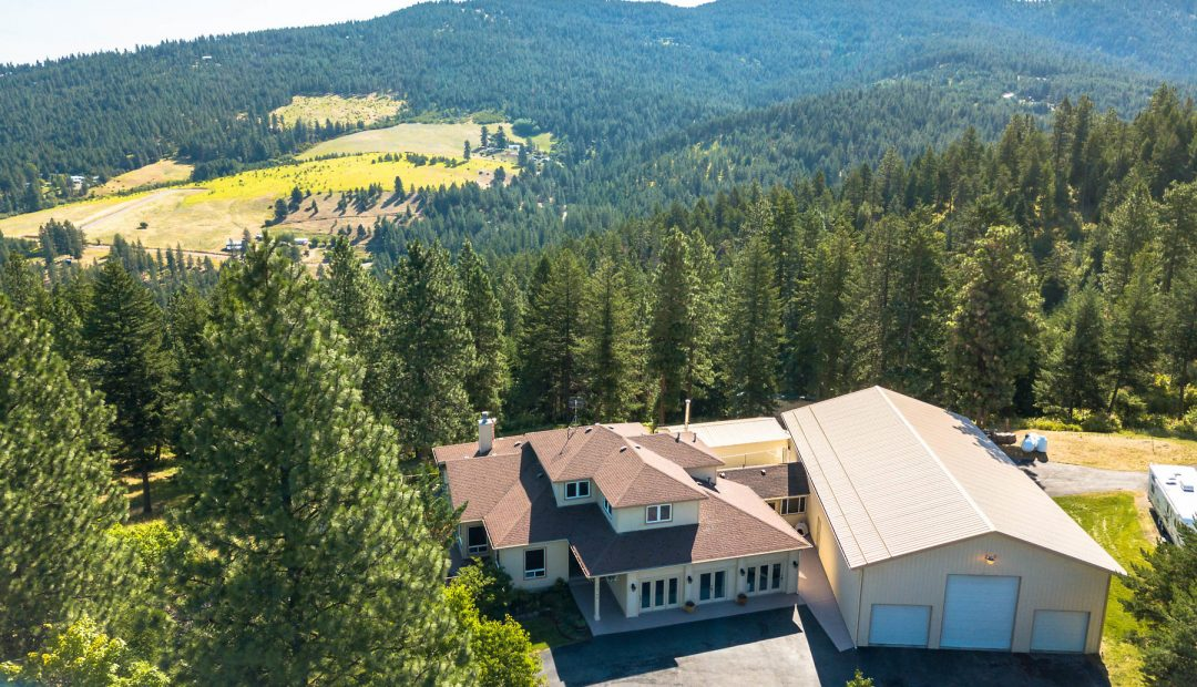 16785 W Deer Ridge Post Falls Idaho Real Estate
