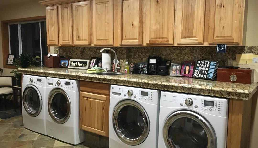 16785 W Deer Ridge Post Falls Real Estate Laundry Room