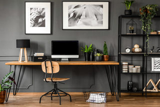 Designing the Perfect Office to Work From Home In Style By Kenady Swan