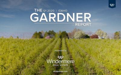 Q1 2020 Idaho Real Estate Market Update By Matthew Gardner