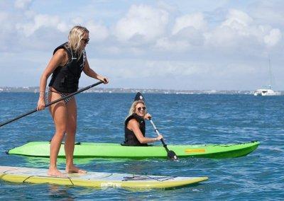 Paddle Board and Kayak