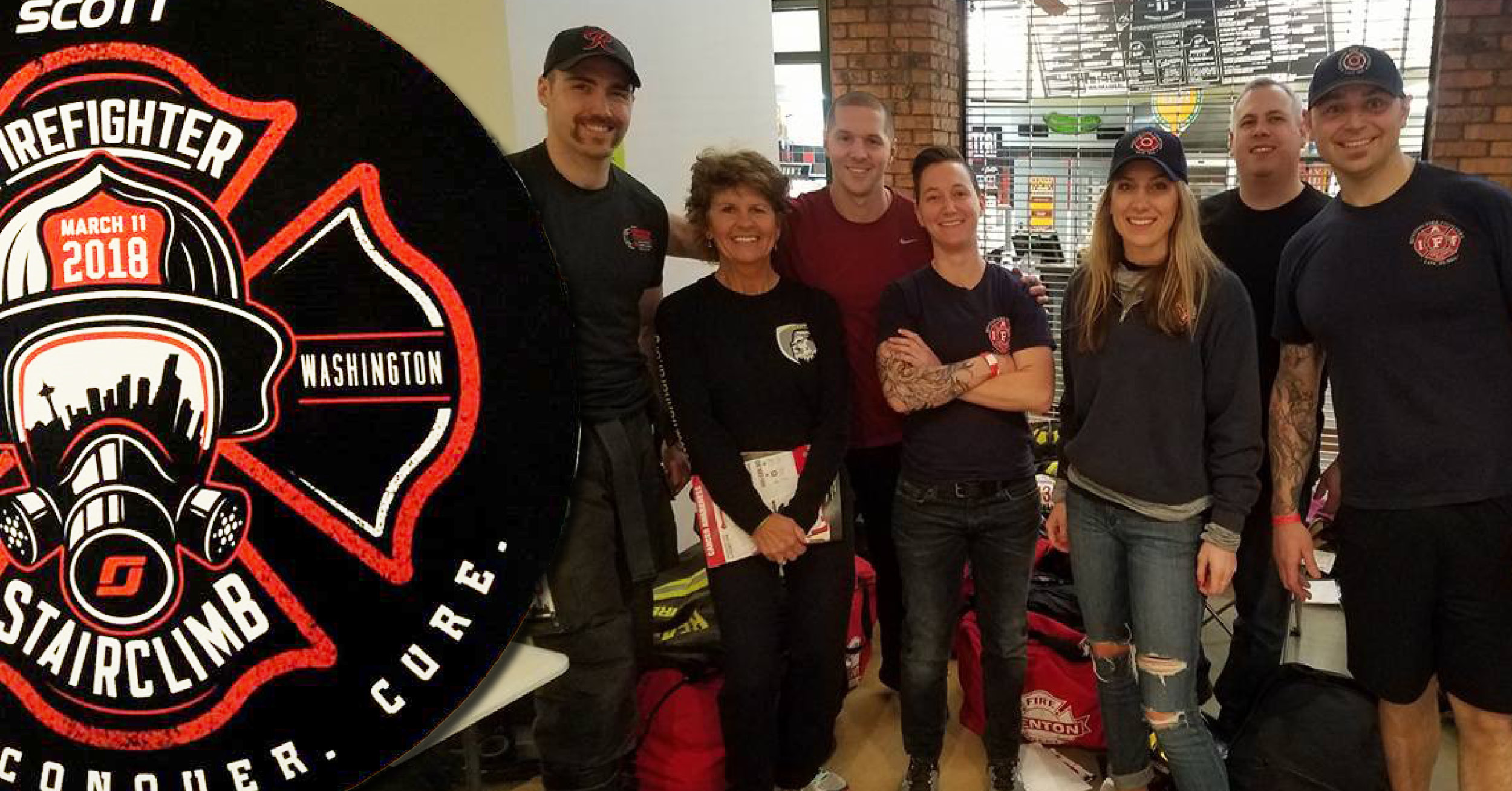 27th Annual Scott Firefighter Stairclimb