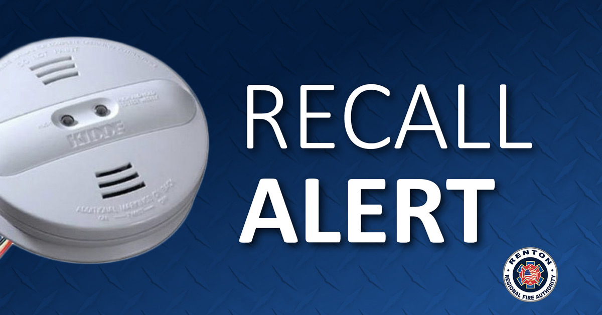 *ATTENTION* Kidde Recalls Defective Smoke Detectors
