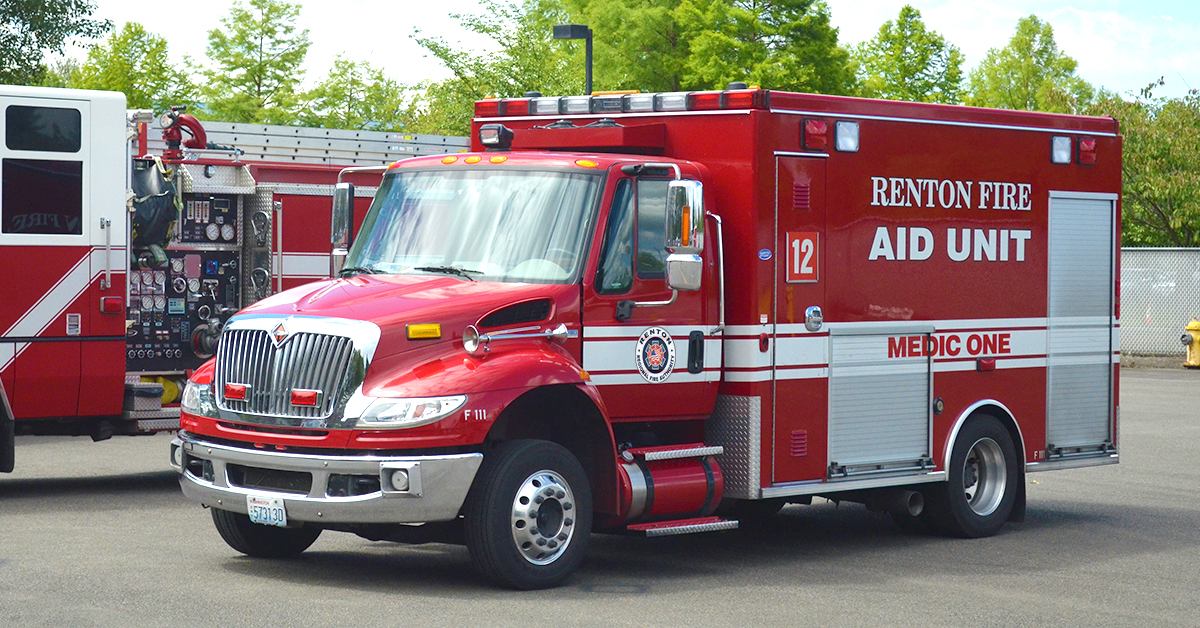 Honoring EMS Week – How Renton Does EMS