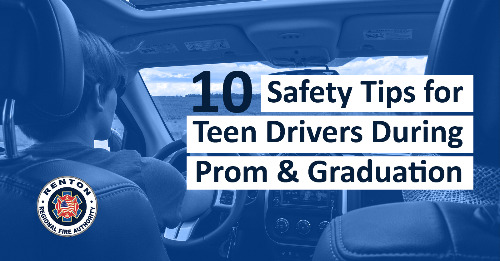 10 Safety Tips for Teen Drivers During Prom & Graduation