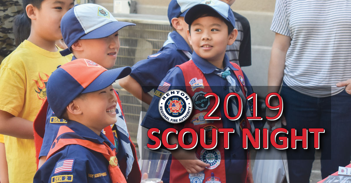 2019 Scout Night