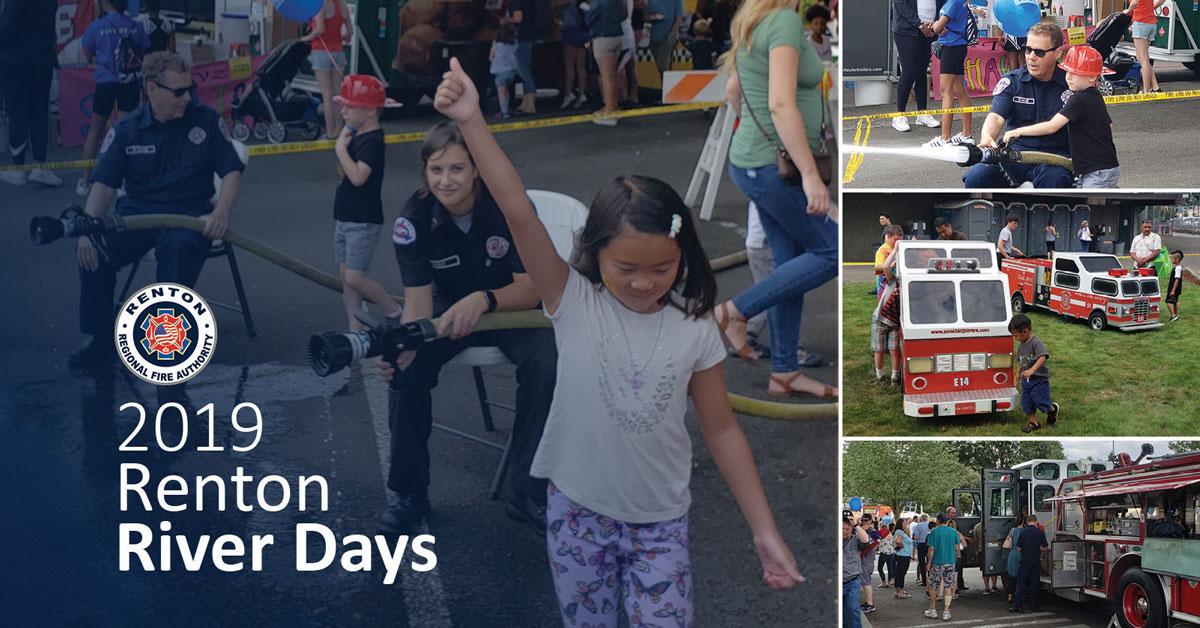 2019 Renton River Days
