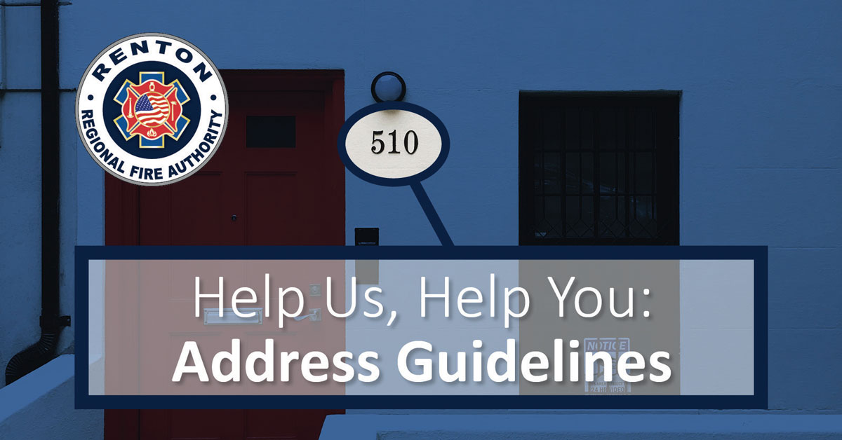 Help Us, Help You: Address Guidelines