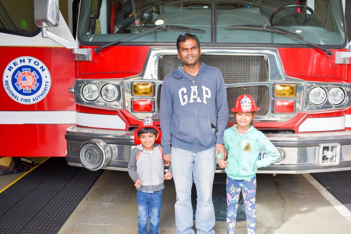 Station 15 Open House
