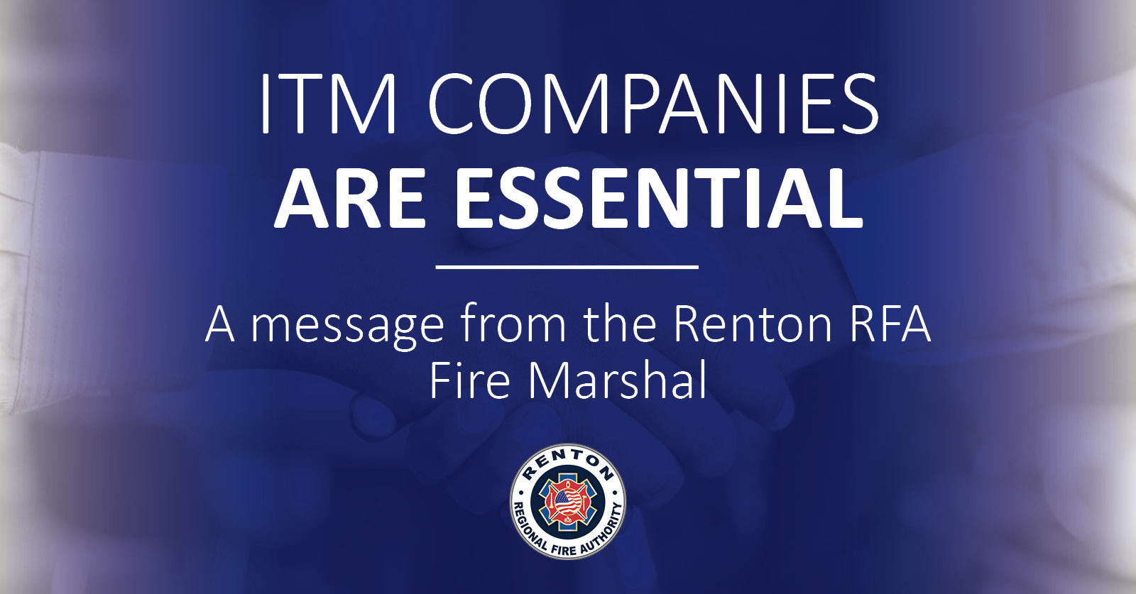 ITM Companies Are Essential Businesses