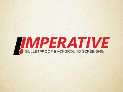 Imperative – Bulletproof Background Screening