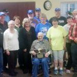 Earl Fredrick wins Snowmobiler of the Year Award