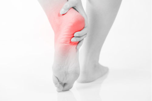 Heel Pain Treatment in Katy Texas
