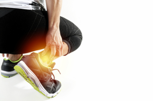 Ankle Sprain Podiatrists Katy Texas