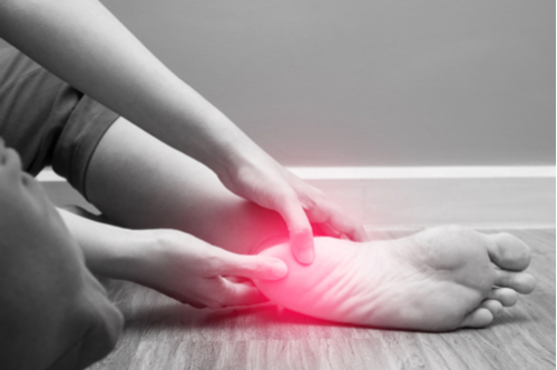 Heel Spur treatment Podiatrist in Katy Texas
