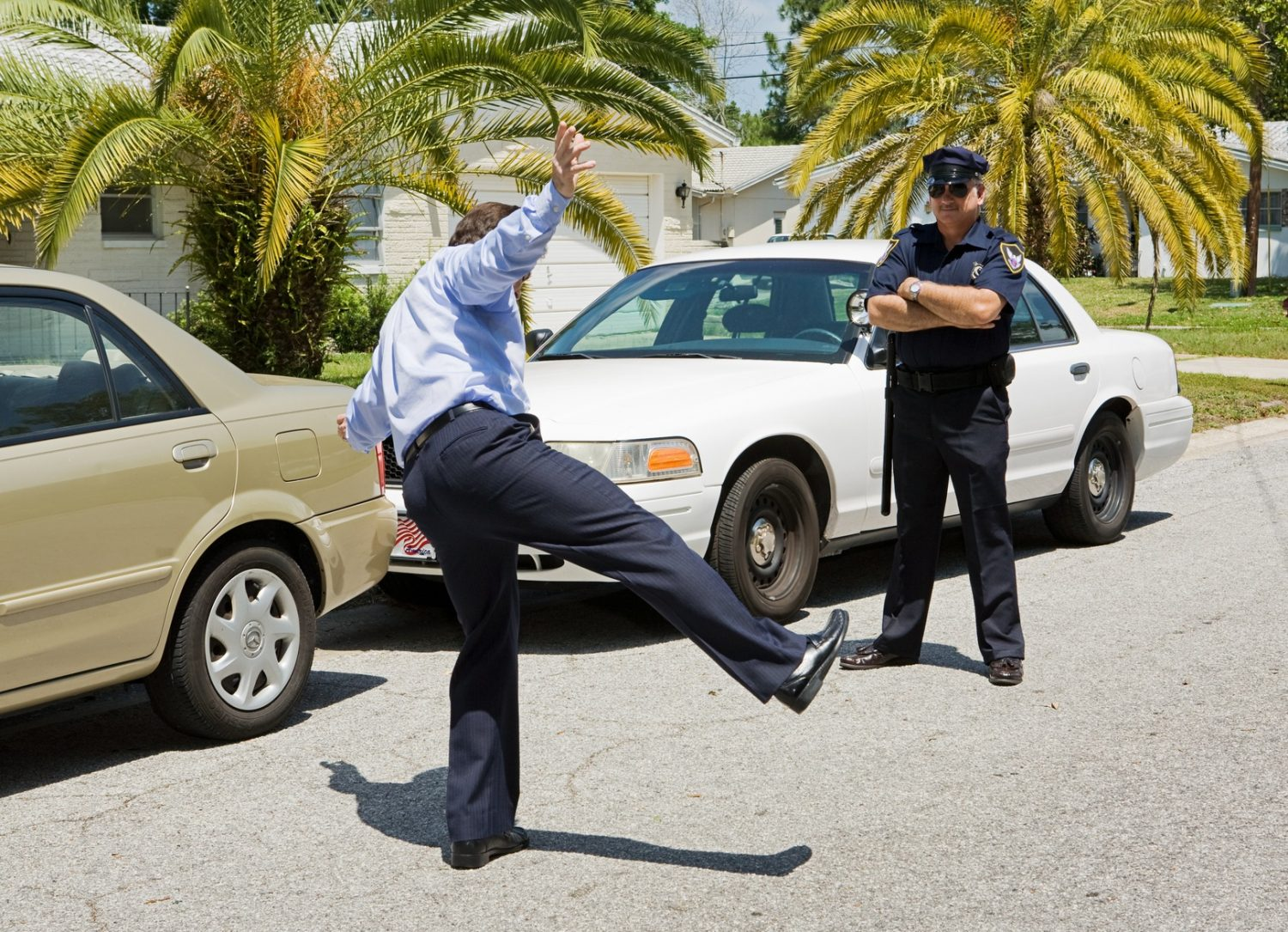 Driving While Intoxicated – The DWI Process