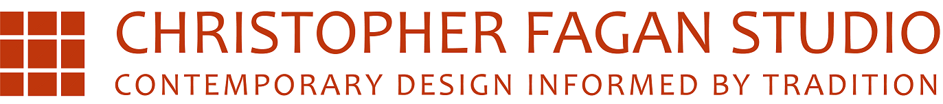 Christopher Fagan Studio Architecture Logo