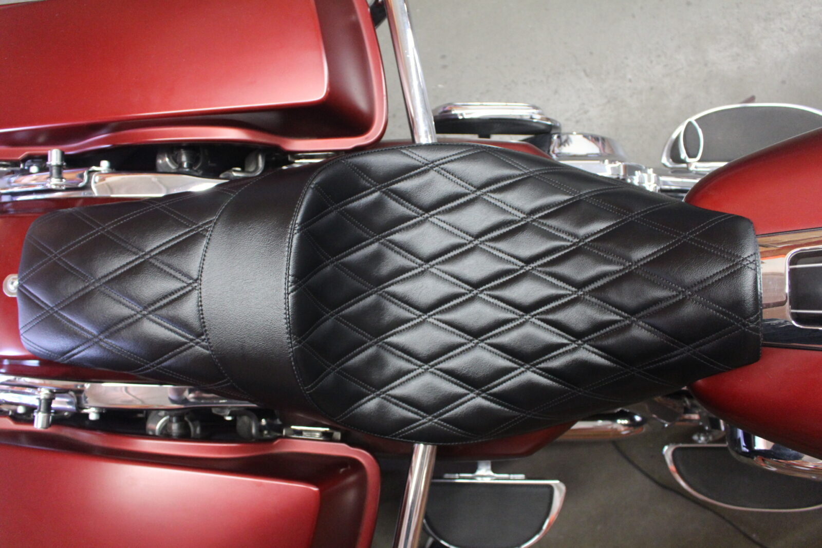 Marvelous Cc Motorcycle Seats Hand Made High Quality Craftsmanship Machost Co Dining Chair Design Ideas Machostcouk