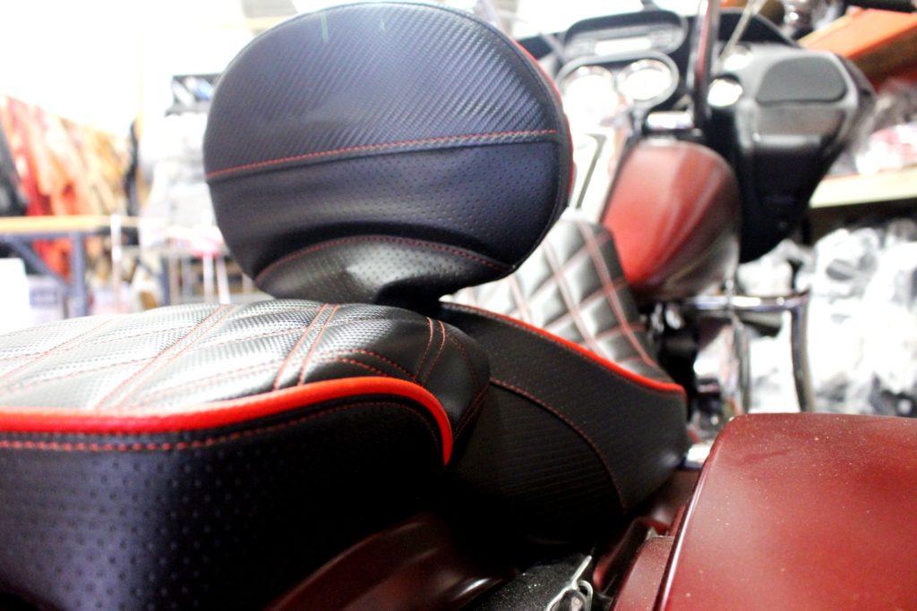 Large Double Diamond Tuck C Amp C Motorcycle Seats