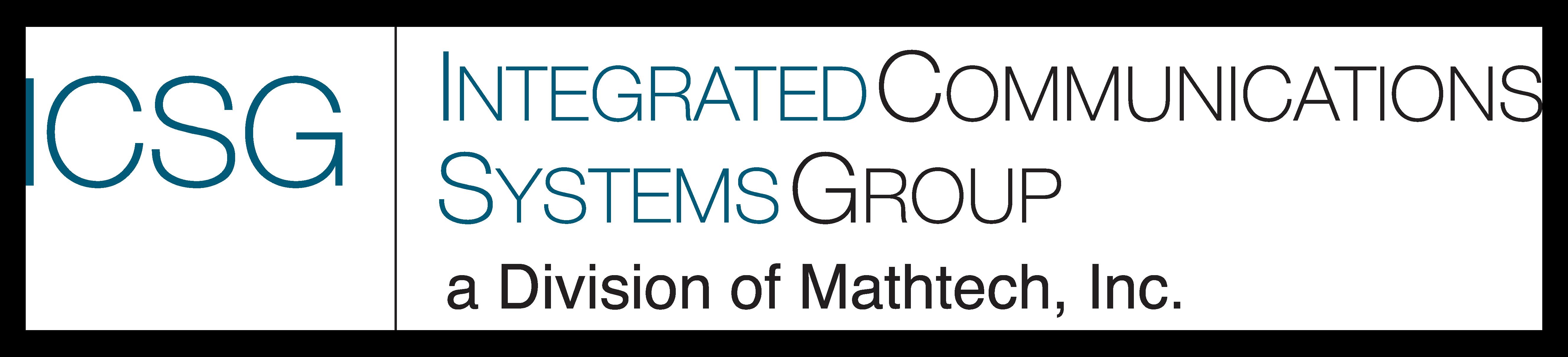 ICSG Logo