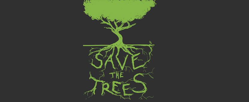 Developers in Flowermound Try to Save Trees
