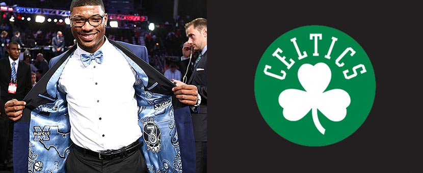 Congrats to Marcus Smart on being drafted 6th to Boston Celtics!