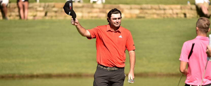Jordan who? Flower Mound's Steven Bowditch the hometown hero of AT&T Byron Nelson
