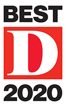 Dr. Wang named one of D Magazine's 2020 Best Dentists!