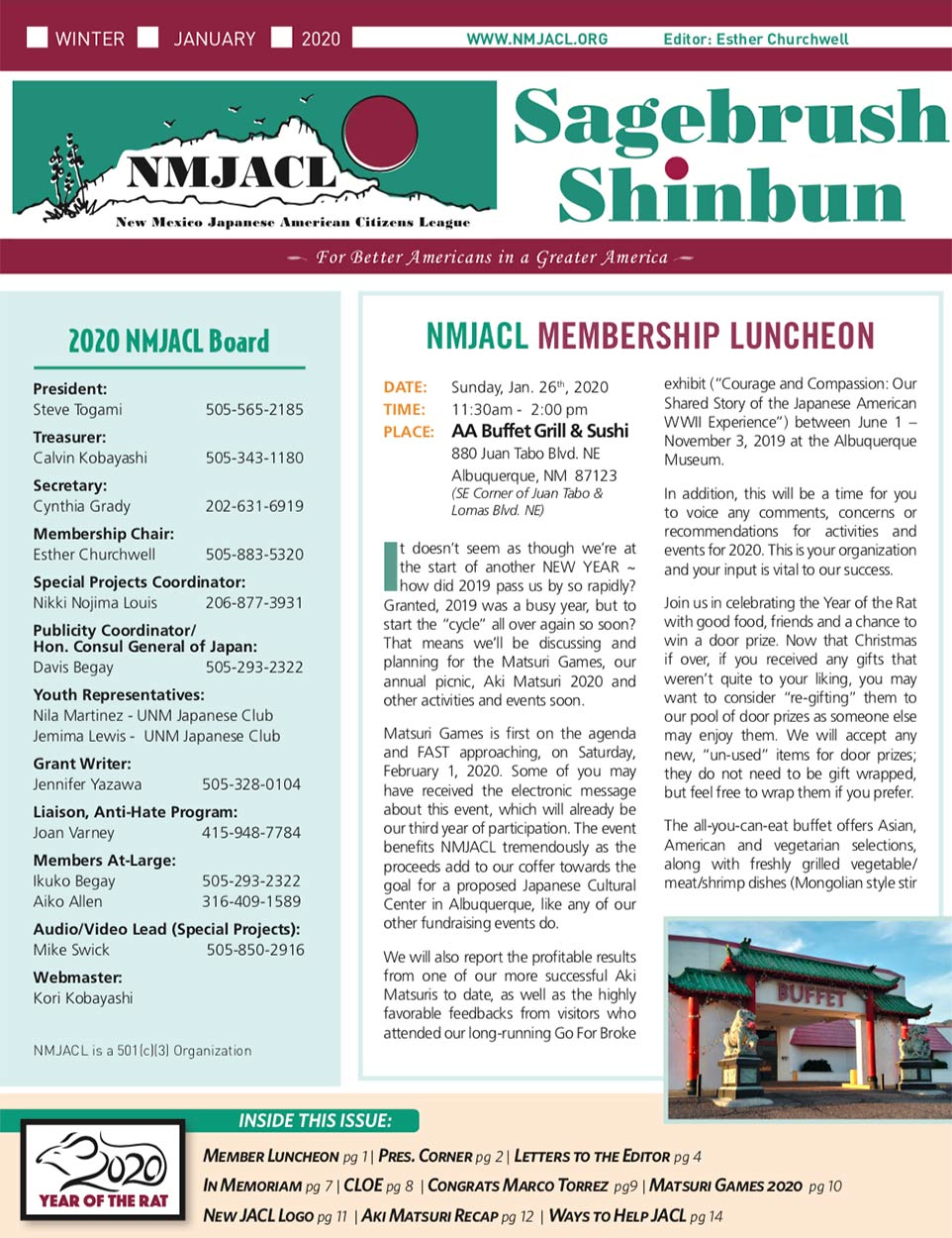 Newsletter_january
