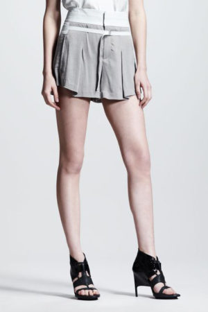 shorts by Helmut Lang