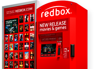 FREE Redbox Rental – Movies -DVDs, Blueray and Games