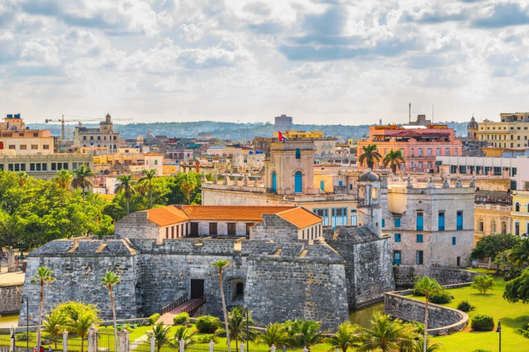 Cuba Careo Tous - TWO CITIES AND TWO TOWNS