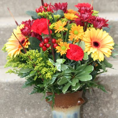 Country Sunflower Bouquet - Telaflora