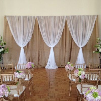 Triple Overlay Backdrop