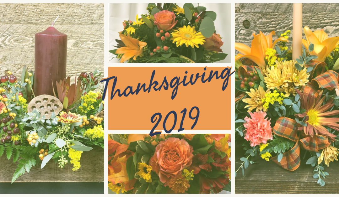Give Thanks for All the Blessings from the Past Year.