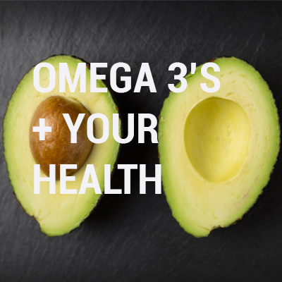 omega 3s and your health