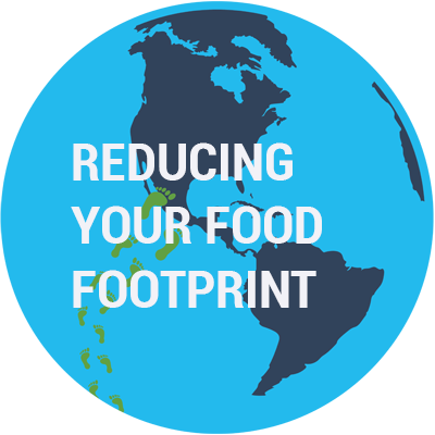 reducing your food footprint