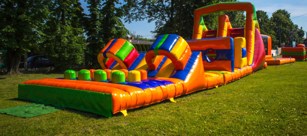 Spokane Inflatable Obstacle Course Rental