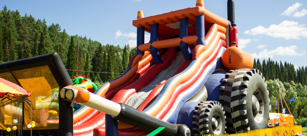 Spokane Inflatable Rentals