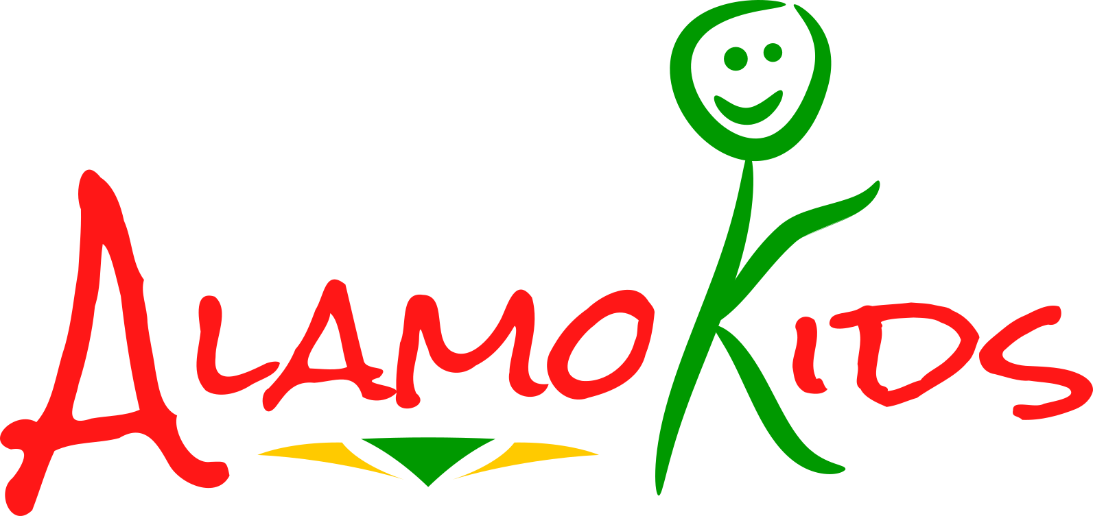 AlamoKidsYellowGreen