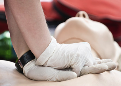 Level 3 Award in First Aid at Work (QCF) 3 Days