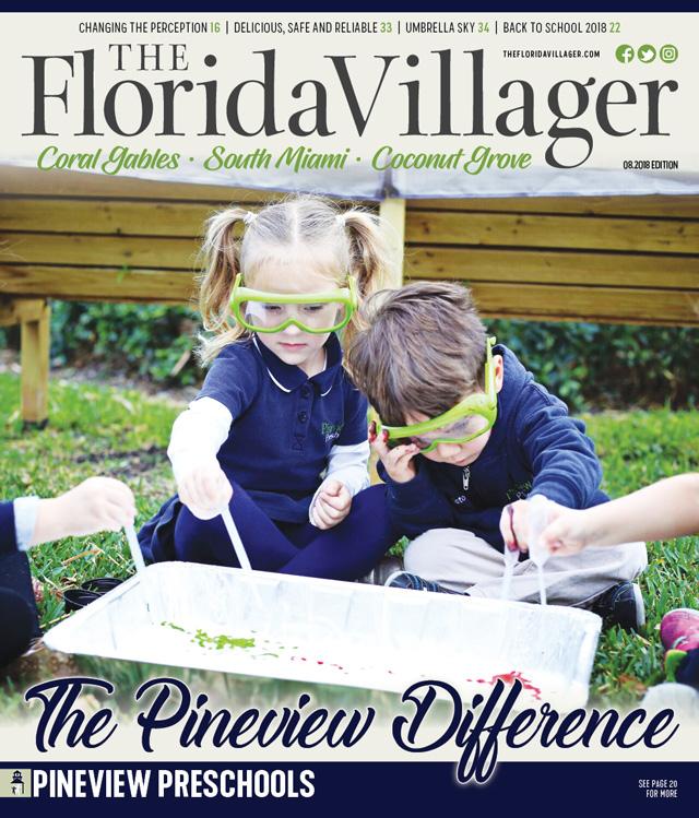 August 2018 : Pineview Preschools