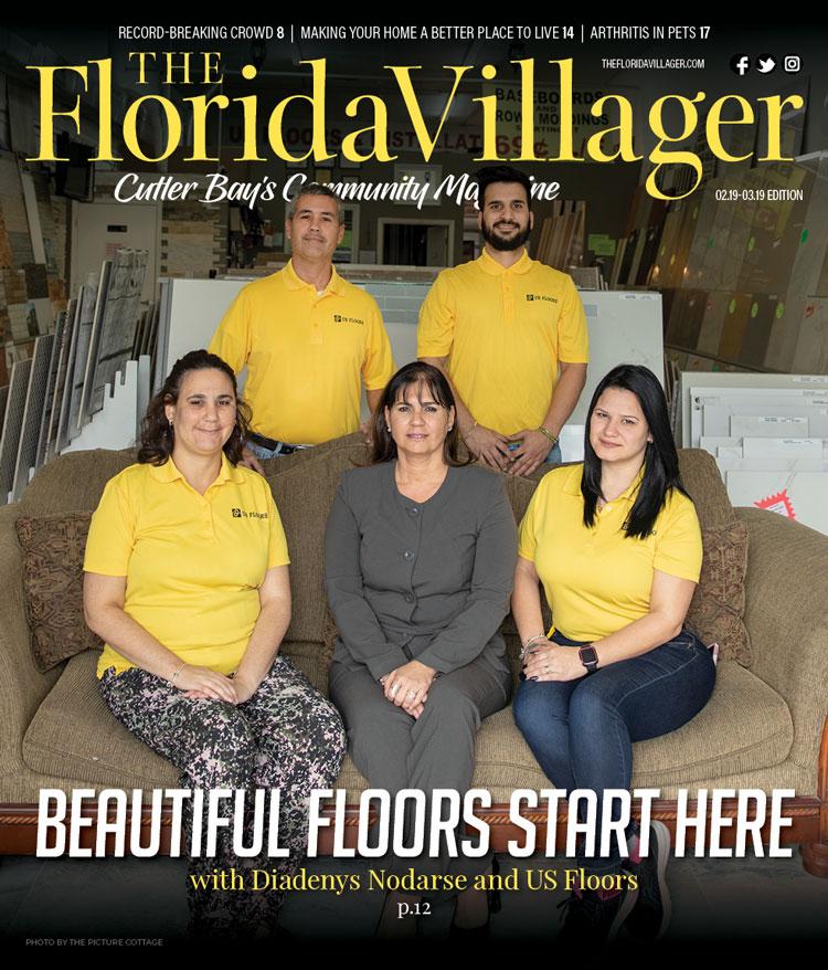 February/March 2019 : US Floors