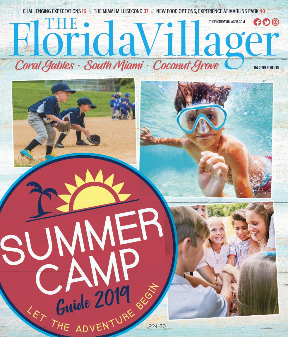 April 2019 : Summer Camp Guide 2019