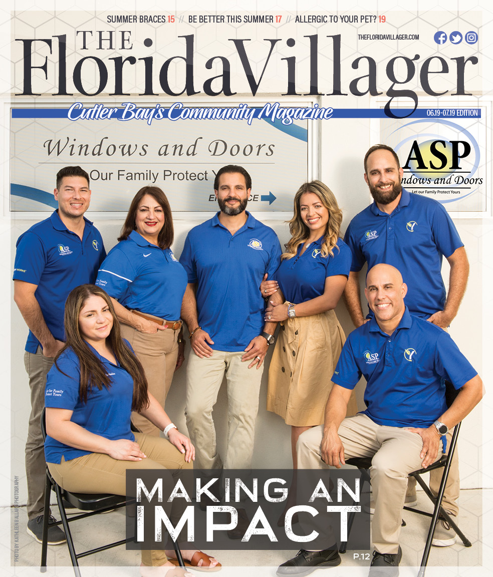 June/July 2019 : ASP Windows & Doors