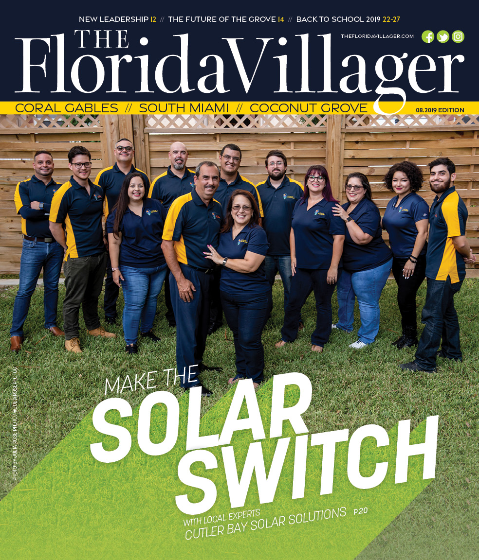 August 2019 : Cutler Bay Solar Solutions