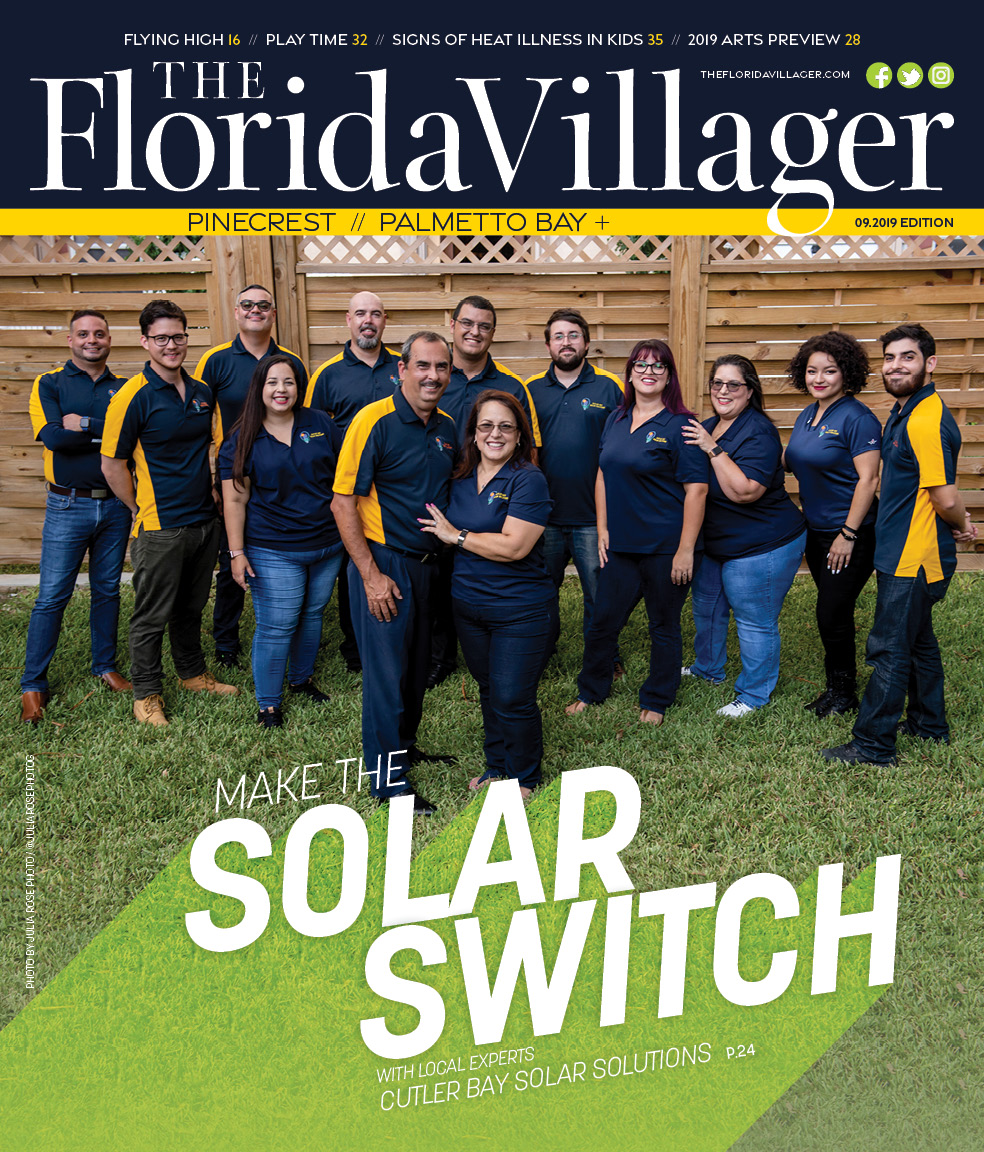 September 2019 : Cutler Bay Solar Solutions